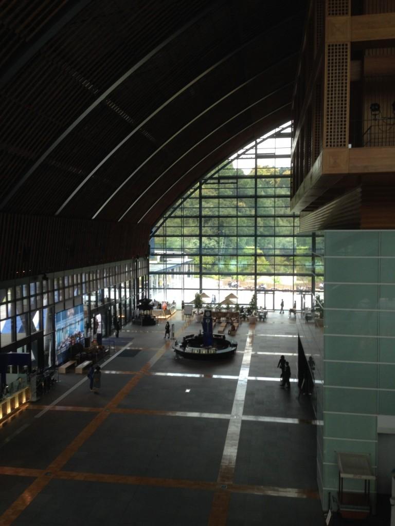 九州国立博物館内観