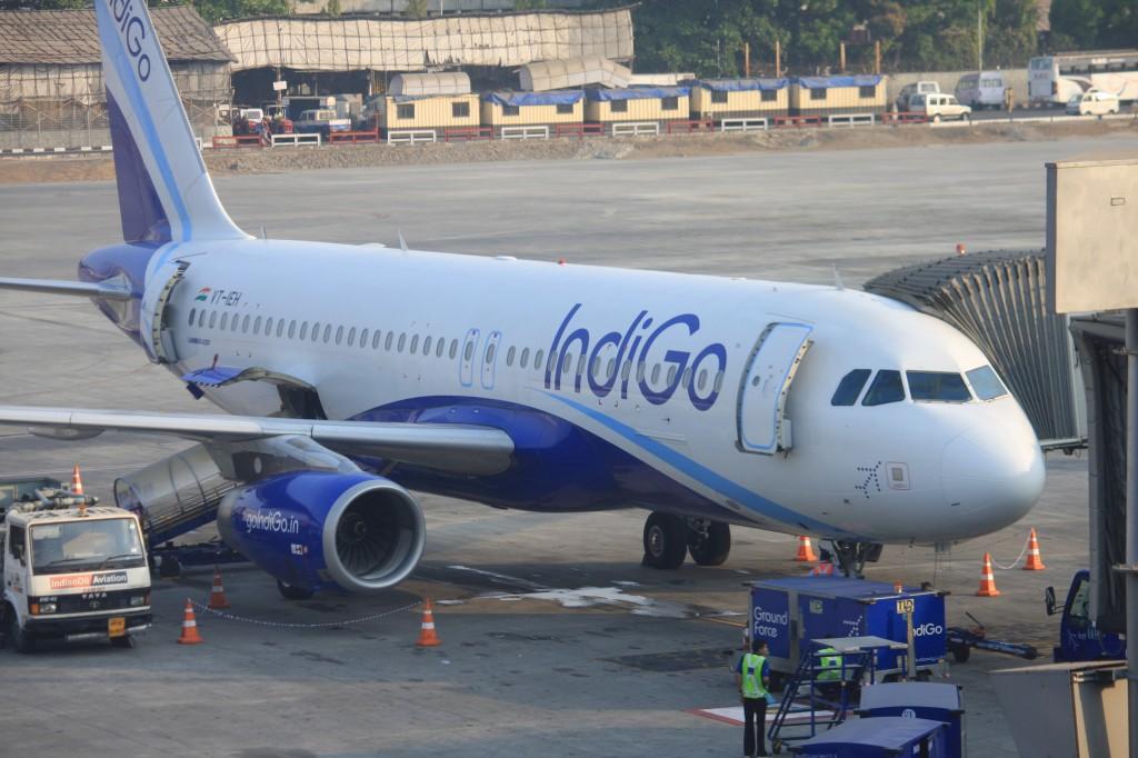 Indigo航空機