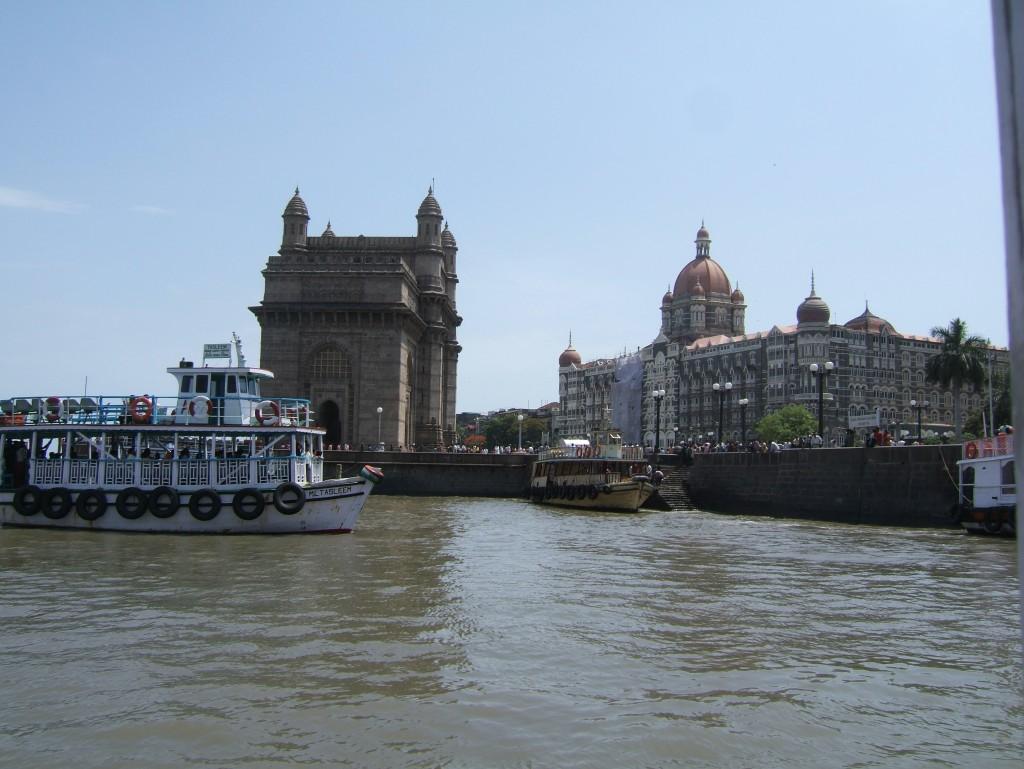 ムンバイの風景
