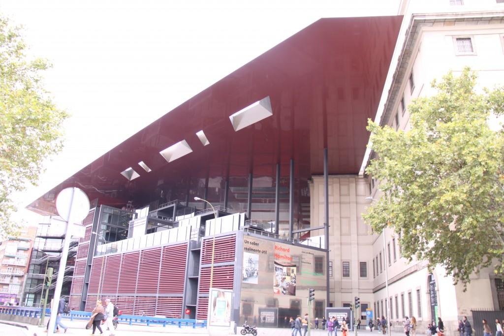 ソフィア王立芸術センター新館
