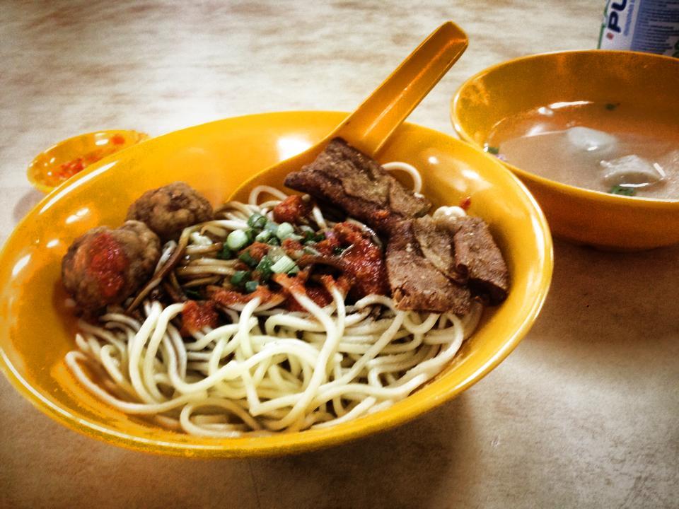 マレーシア屋台料理