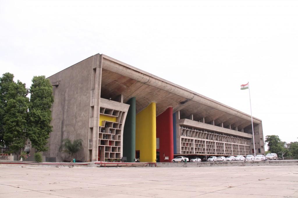 チャンディーガルの高等裁判所
